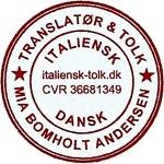 Italiensk translatør og oversætter
